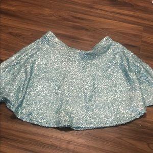 Forever 21 Sequin skirt